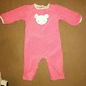 6-9M Soft Thick Jammies